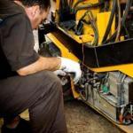 Manutenção preventiva de empilhadeiras