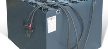 Bateria tracionária para empilhadeira